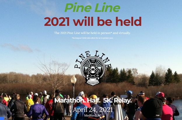 Pine Line Marathon – April 24